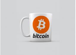 Taza Bitcoin color