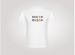 Camiseta Where's my Lambo...
