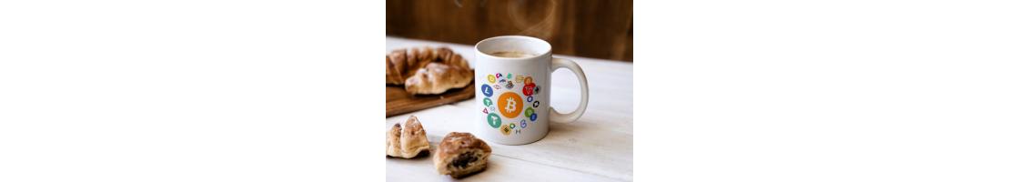 Tazas Bitcoin